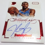 Panini America 2012-13 Flawless Basketball Autos (86)