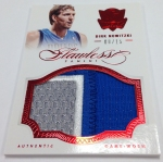Panini America 2012-13 Flawless Basketball Jumbo Patches (10)