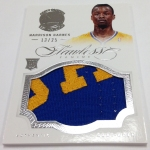 Panini America 2012-13 Flawless Basketball Jumbo Patches (13)