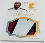 Panini America 2012-13 Flawless Basketball Jumbo Patches (14)