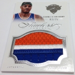 Panini America 2012-13 Flawless Basketball Jumbo Patches (15)