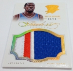 Panini America 2012-13 Flawless Basketball Jumbo Patches (24)