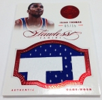 Panini America 2012-13 Flawless Basketball Jumbo Patches (26)