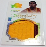 Panini America 2012-13 Flawless Basketball Jumbo Patches (32)