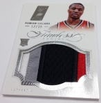 Panini America 2012-13 Flawless Basketball Jumbo Patches (33)