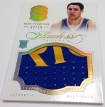 Panini America 2012-13 Flawless Basketball Jumbo Patches (36)