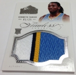 Panini America 2012-13 Flawless Basketball Jumbo Patches (38)