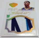 Panini America 2012-13 Flawless Basketball Jumbo Patches (39)