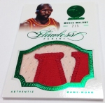 Panini America 2012-13 Flawless Basketball Jumbo Patches (40)