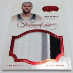 Panini America 2012-13 Flawless Basketball Jumbo Patches (45)