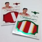 Panini America 2012-13 Flawless Basketball Jumbo Patches (5)