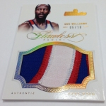 Panini America 2012-13 Flawless Basketball Jumbo Patches (55)