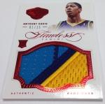 Panini America 2012-13 Flawless Basketball Jumbo Patches (7)