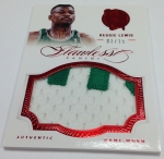 Panini America 2012-13 Flawless Basketball Jumbo Patches (70)