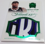 Panini America 2012-13 Flawless Basketball Jumbo Patches (74)