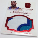 Panini America 2012-13 Flawless Basketball Jumbo Patches (78)