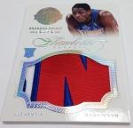 Panini America 2012-13 Flawless Basketball Jumbo Patches (79)