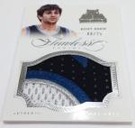 Panini America 2012-13 Flawless Basketball Jumbo Patches (80)