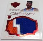 Panini America 2012-13 Flawless Basketball Jumbo Patches (84)