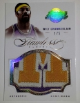 Panini America 2012-13 Flawless Basketball Jumbo Patches (88)