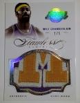 Panini America 2012-13 Flawless Basketball Jumbo Patches (88)