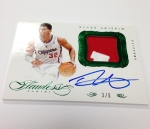 Panini America 2012-13 Flawless Basketball Late Arrivals (2)
