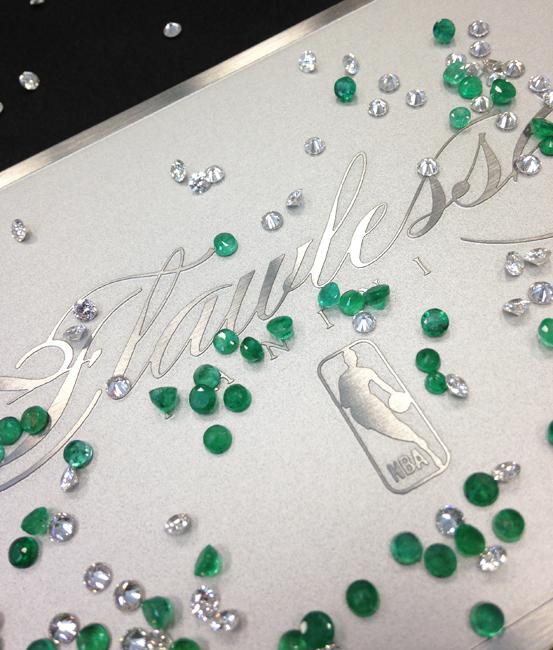 Panini America 2012-13 Flawless Diamonds & Emeralds (1)