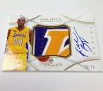 Panini America 2012-13 Immaculate Basketball Kobe Bryant (10)