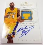 Panini America 2012-13 Immaculate Basketball Kobe Bryant (15)