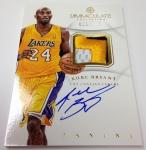 Panini America 2012-13 Immaculate Basketball Kobe Bryant (19)
