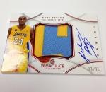 Panini America 2012-13 Immaculate Basketball Kobe Bryant (5)