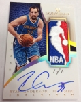 Panini America 2012-13 Immaculate Basketball Peek One (10)