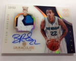 Panini America 2012-13 Immaculate Basketball Peek One (11)