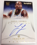 Panini America 2012-13 Immaculate Basketball Peek One (14)