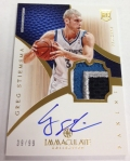 Panini America 2012-13 Immaculate Basketball Peek One (16)