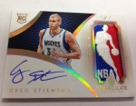 Panini America 2012-13 Immaculate Basketball Peek One (17)