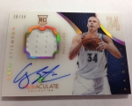 Panini America 2012-13 Immaculate Basketball Peek One (18)