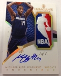 Panini America 2012-13 Immaculate Basketball Peek One (21)
