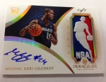Panini America 2012-13 Immaculate Basketball Peek One (22)