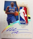 Panini America 2012-13 Immaculate Basketball Peek One (25)