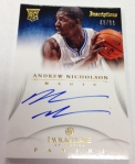 Panini America 2012-13 Immaculate Basketball Peek One (26)