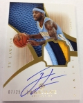 Panini America 2012-13 Immaculate Basketball Peek One (28)