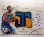 Panini America 2012-13 Immaculate Basketball Peek One (3)