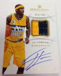Panini America 2012-13 Immaculate Basketball Peek One (30)
