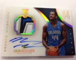 Panini America 2012-13 Immaculate Basketball Peek One (31)