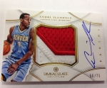Panini America 2012-13 Immaculate Basketball Peek One (33)