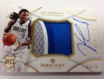 Panini America 2012-13 Immaculate Basketball Peek One (38)