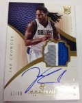 Panini America 2012-13 Immaculate Basketball Peek One (39)