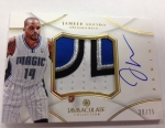 Panini America 2012-13 Immaculate Basketball Peek One (42)