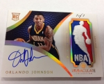 Panini America 2012-13 Immaculate Basketball Peek One (43)